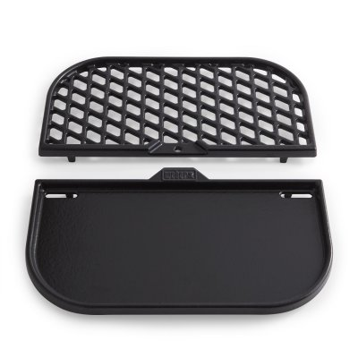 Weber Gourmet BBQ System - 2in1 Sear Grate & Grillplatte