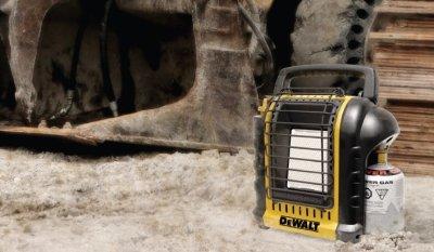 DEWALT Portable Buddy Heizgerät DXH8BX
