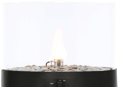 Ersatzglas Cosi Fires - Cosiscoop Säule Pillar L schwarz