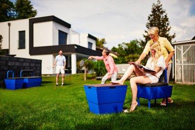 Rex Garden - Design Sitztruhe 55/55