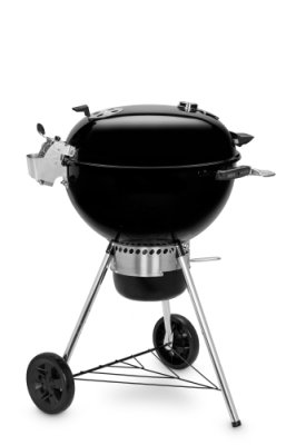 Weber Holzkohlegrill Master-Touch GBS Special Edition E 5755 Black + Sear Grate