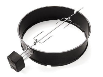 Drehspieß Für Gasgrill : Weber drehspieß für 57 cm holzkohlegrill