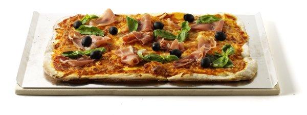 Weber Pizzastein rechteckig 44 x 30 cm 17059
